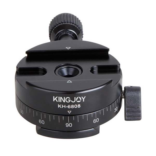 KH-6808 Head telephote Lens Supporting Bracket(Quick Release Plate Accessories)