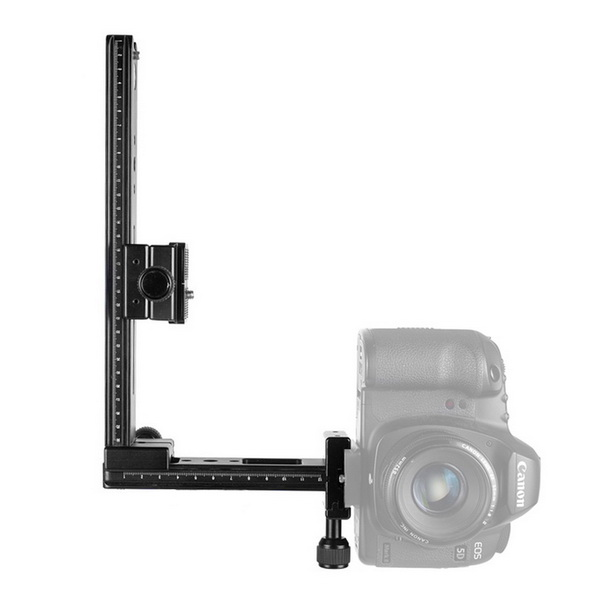KH-6810 Head telephote Lens Supporting Bracket(Quick Release Plate Accessories)