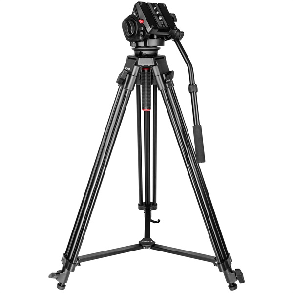 VT-2100&VT-3530 Professional Video Tripod Kits