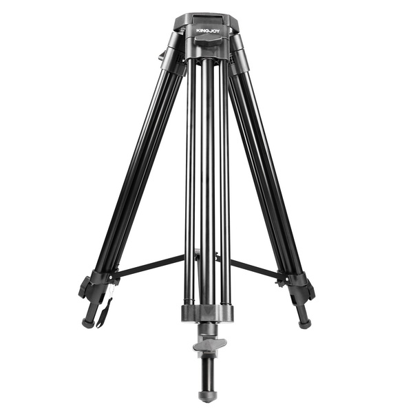 KINGJOY KINGJOY 3 sections professional  heavy duty video tripod VT-2100