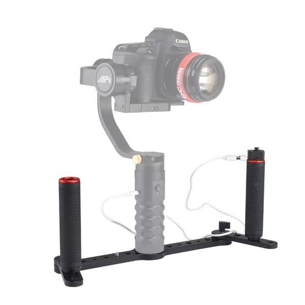 AFI 3SD-1A Dual-Grip Gimbal Handle Holder