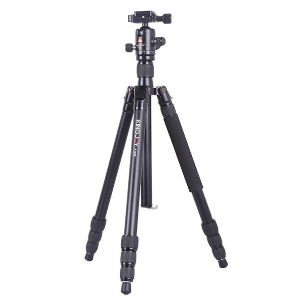 KINGJOY Kingjoy K1008 Travel Series Aluminum Tripod with Q10 Ball Head