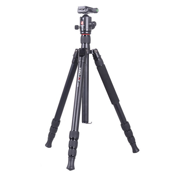 KINGJOY Kingjoy K2008 Travel Series Aluminum Tripod with Q20 Ball Head