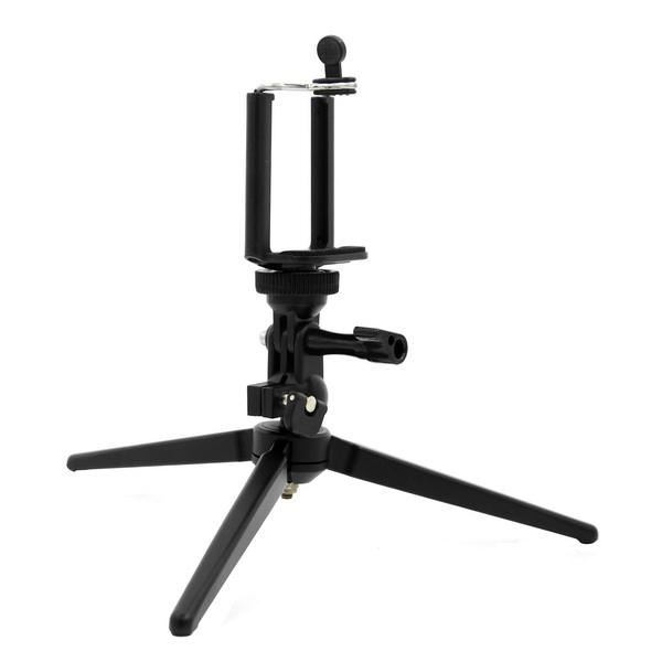 KINGJOY KINGJOY KT-30 Aluminium Mini Tabletop Tripod for Action Cam