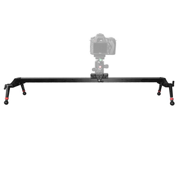 KINGJOY KINGJOY VM-100 1000 mm Length Aluminum Wearable Camera Rail Slider with Smooth Movement for Photo and Video