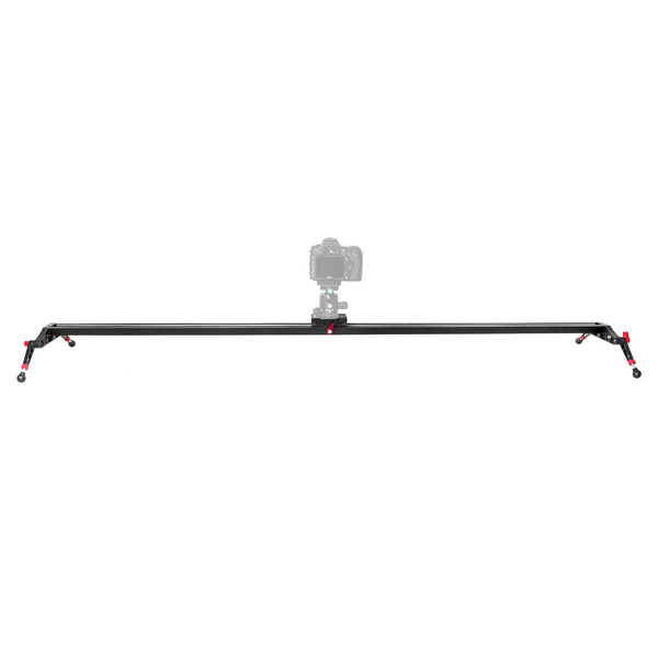 KINGJOY KINGJOY VM-150 1500 mm Length Aluminum Wearable Camera Rail Slider with Smooth Movement for Photo and Video