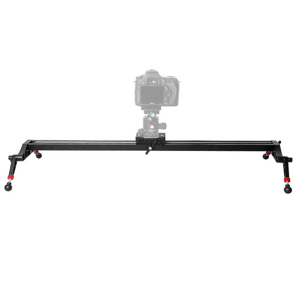 KINGJOY KINGJOY VM-80 800 mm Length Aluminum Wearable Camera Rail Slider with Smooth Movement for Photo and Video
