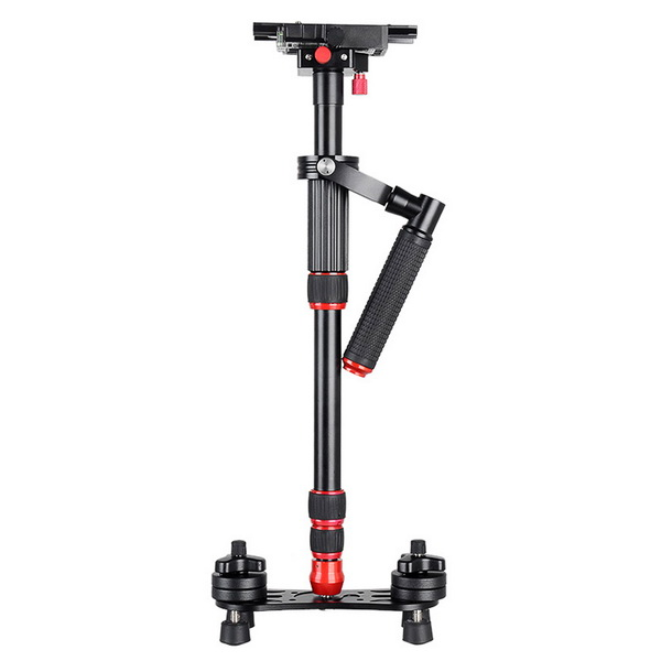 KINGJOY Handheld Stabilizer Aluminum Camera Video Stabilizer Steadicam Monopod with Quick Release Plate 1/4