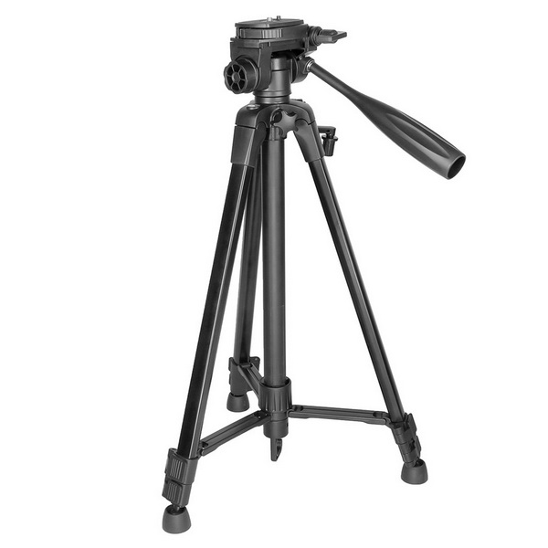 KINGJOY VT-840 Small Live Video Tripod(The rocker raises the center column)