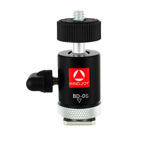 Kingjoy BD-0S Mini Ball Head