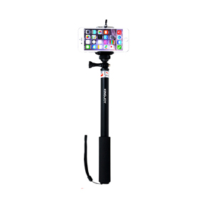 Kingjoy H110-LC-09 Handheld Selfie Pod With Remoter Controller for Mobiles, Cameras