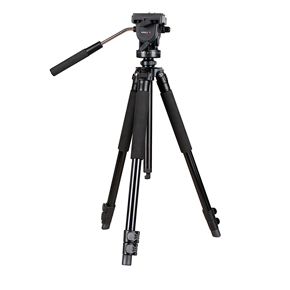 Kingjoy VT-1200 Pro Video Tripod Kit
