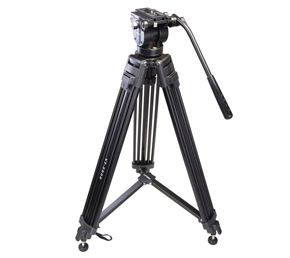 Kingjoy VT-2500+VT-2510 Professional Video/Camera Tripod Kit